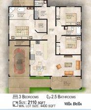 Villa-Bella-Plan