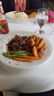 SA Grill Food