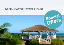 Green Castle Estate House logo