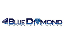 Blue Diamond Shopping Mall logo
