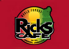 Rick's Cafe' logo