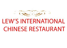 Lew's International Chinese Restaurant logo