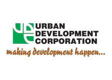 Urban Development Corporation (UDC) logo