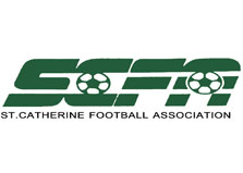 St Catherine Football Assn logo