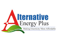 Alternative Energy Plus logo