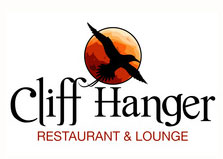 Cliffhanger Restaurant & Lounge logo