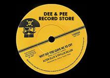Dee & Pee Record Store logo