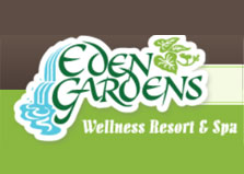 Eden Gardens Wellness Resort & Spa logo