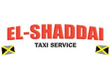 El-Shaddai Taxi logo
