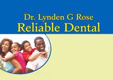 Reliable Dental logo