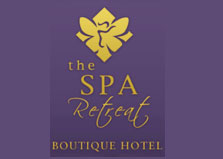 The Spa Retreat logo
