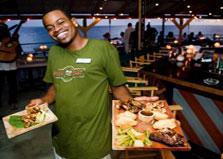 Push Cart Bar & Restaurant logo