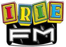 Irie FM (Grove Broadcasting Co Ltd) logo