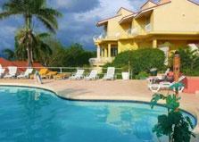 Caribbean Sunset Resort logo