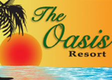 The Oasis Resort logo