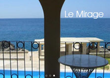 Mirage Resort logo