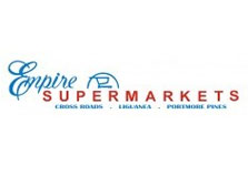 Empire Supermarket Wholesale & Retail Outlet logo