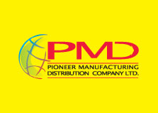 Pioneer Mfg Distribution Co logo