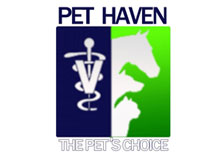 Pet Haven Veterinary Office logo