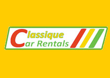 Classique Car Rental logo
