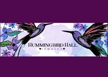 Hummingbird Hall Jamaica logo