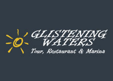 Glistening Waters Restaurant and Marina logo