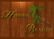 Hidden Beauty Jamaica logo
