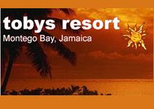 Tobys Resort logo