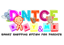 D'nice Baby and Me logo