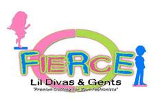 Fierce - Lil Divas & Gents logo