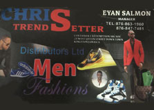 Chris Trendsetter Fashions logo