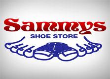 Sammy's Shoe Store logo