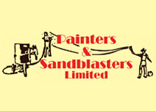 Painters & Sandblasters Ltd logo