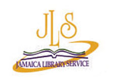 Jamaica Library Service logo