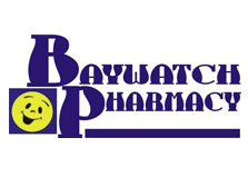 Baywatch Pharmacy logo