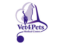 Vet4pets Medical Centre logo
