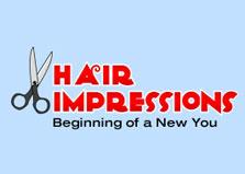 Hair Impressions logo