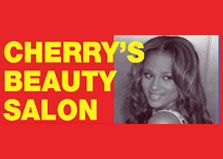 Cherry's Beauty Salon logo