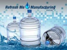Refresh Me Manufacturing logo