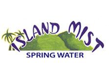 Island Mist Spring Water logo