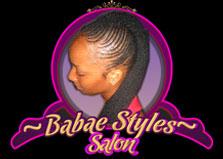 Babae Styles Salon logo