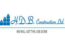 H D B Constr Ltd logo