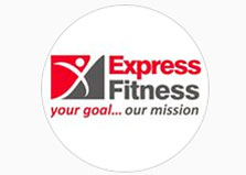 Express Fitness logo