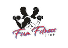 Firm Fitness Club logo