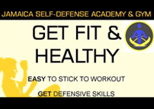 Jamaica Self Defense logo
