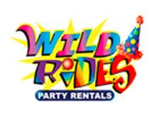 Wild Rides & Party Rentals logo