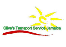 Clive's Transport Service Jamaica logo