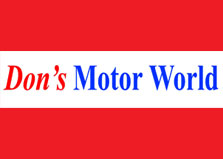Don's Motor World Ltd logo