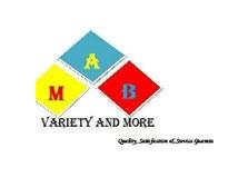 AMB Variety & More logo