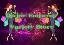 Divine Empress' Variety Store logo